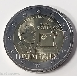 Image #2 of 2 Euro 2019 - Voting Right