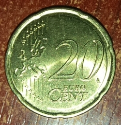 Image #1 of 20 Euro Cent 2013
