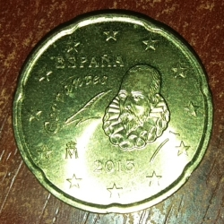 Image #2 of 20 Euro Cent 2013