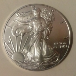 Image #2 of Silver eagle 2016