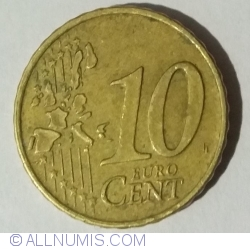 Image #1 of 10 Euro Cent 2003