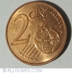 Image #1 of 2 Euro Cent 2016