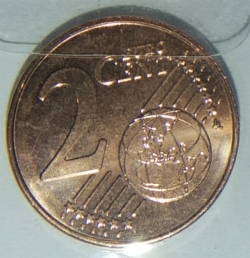 Image #1 of 2 Euro Cent 2018