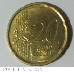 20 Euro Cent 2012