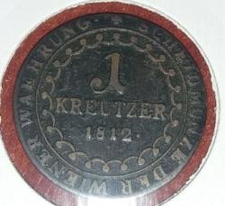 Image #2 of 1 Kreuzer 1812 O