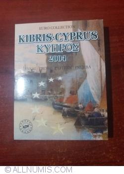 Imaginea #1 a Cyprus euro probe mint set 2004