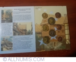 Image #2 of Denmark euro probe mint set 2002