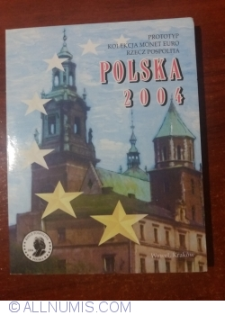 Poland euro probe mint set 2004
