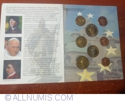 Imaginea #2 a Poland euro probe mint set 2004
