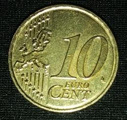 Imaginea #1 a 10 Euro Centi 2016