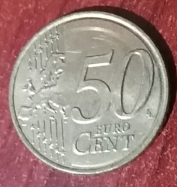 50 Euro Cent 2011