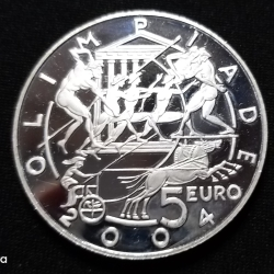 Imaginea #1 a 5 Euro 2003 - Olympics 2004