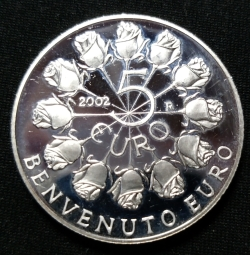 Imaginea #1 a 5 Euro 2002 - Welcome Euro