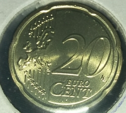 Image #1 of 20 Euro Cent 2018