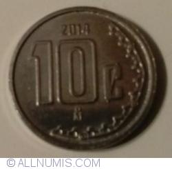 Image #1 of 10 Centavos 2014