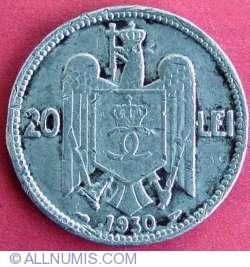 Image #2 of [COUNTERFEIT] 20 Lei 1930