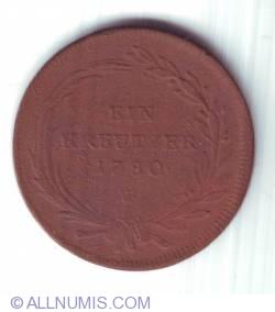Image #1 of 1 Kreutzer 1780 w