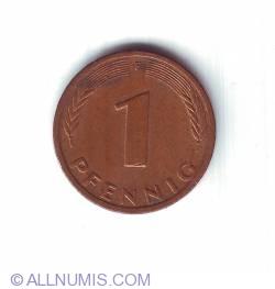 Image #1 of 1 Pfennig 1979 F