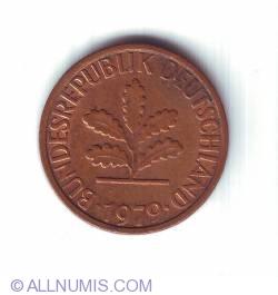Image #2 of 1 Pfennig 1979 F