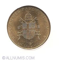 Image #1 of 200 Lire 2001