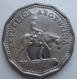 Image #2 of 10 Pesos 1962