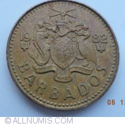 Image #2 of 5 Cents 1982