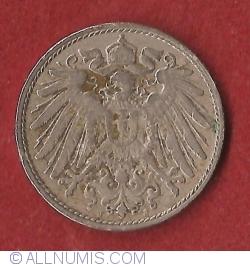 10 Pfennig 1907 J