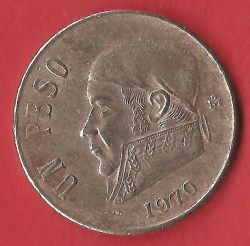 Imaginea #1 a 1 Peso 1970