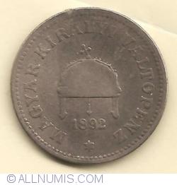 20 Filler 1892