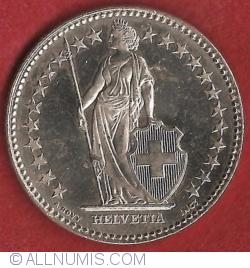 Image #2 of 2 Francs 2015