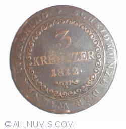 Image #1 of 3 Kreutzer 1812 O