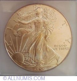 Image #1 of Silver Eagle 2000