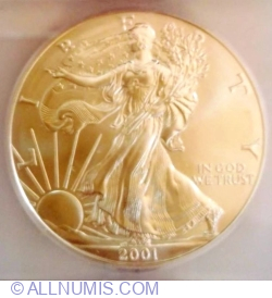 Image #1 of Silver Eagle 2001