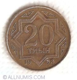 20 Tyin 1993