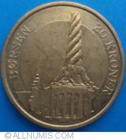 Image #1 of 20 Kroner 2003 - Copenhagen Stock Exchange