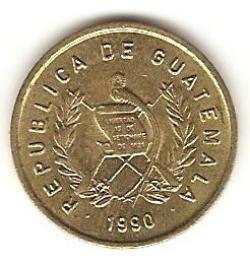 Image #1 of 1 Centavo 1990