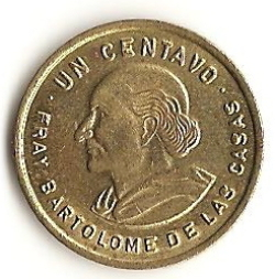 Image #2 of 1 Centavo 1990