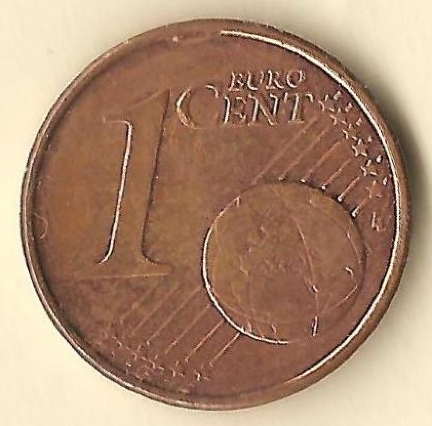 3 coins 2 : 1 Cyprus euro set 5 cents 2016 UNC