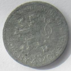 10 Haleru 1940