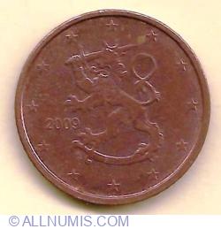 2 Euro Centi 2009