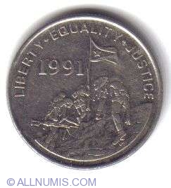 Image #2 of 5 Cents 1997