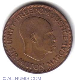 Image #1 of 1 Cent 1964