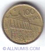 Image #2 of 100 Pesetas 1996