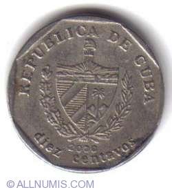 Imaginea #1 a 10 Centavos 2000