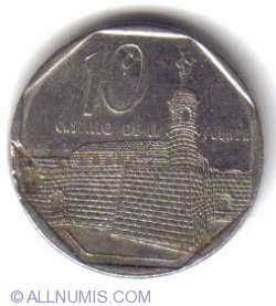 Imaginea #2 a 10 Centavos 2000