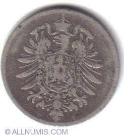1 Mark 1874 C