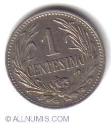 1 Centesimo 1936