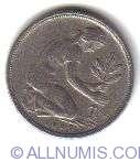 Imaginea #2 a 50 Pfennig 1949 F