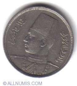 Imaginea #1 a 5 Milliemes 1941 (AH 1360)