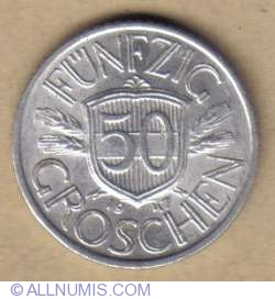 Image #2 of 50 Groschen 1947
